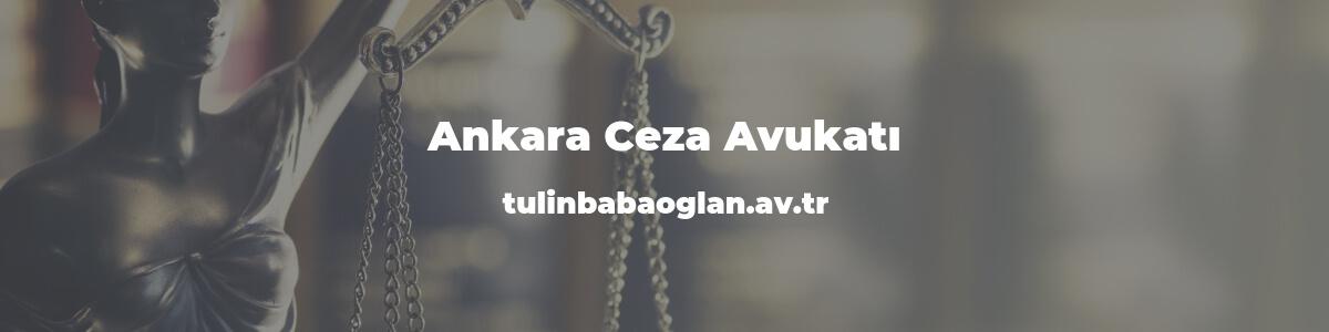 Ankara Ceza Avukatı Tülin Babaoğlan